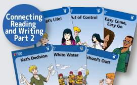 Connecting Reading and Writing: Part2