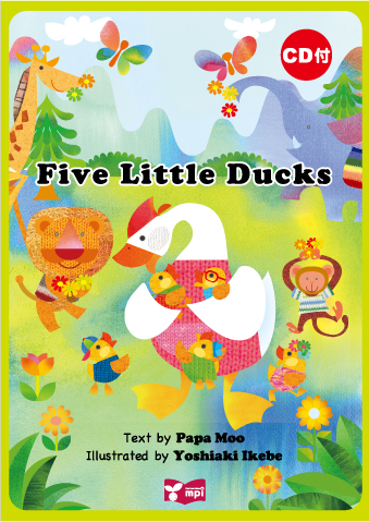 Five Little Ducks Big Book