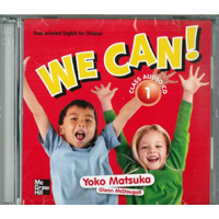 We Can! Class CD 1