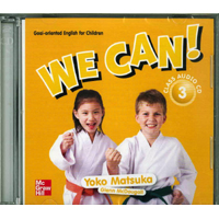 We Can! Class CD 3