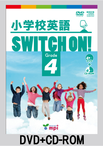 SWITCH ON !  Grade 4
