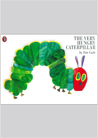 The Very Hungry Caterpillar オリジナルCD付英語絵本