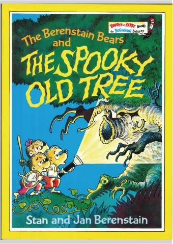 The Berenstain Bears and THE SPOOKY OLD TREE オリジナルCD付英語絵本