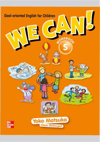 We Can! Workbook スターター