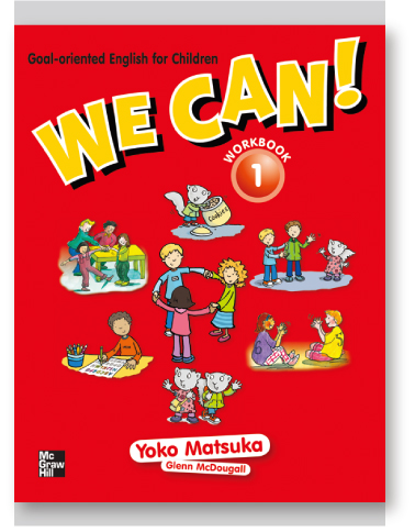 We Can! Workbook 1