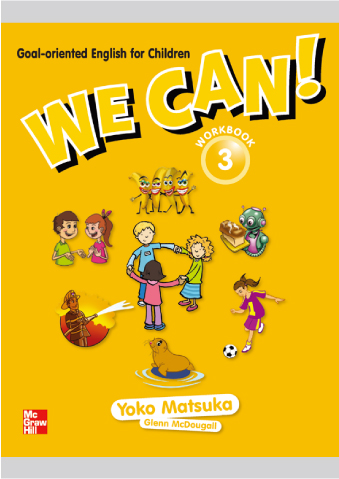 We Can! Workbook 3