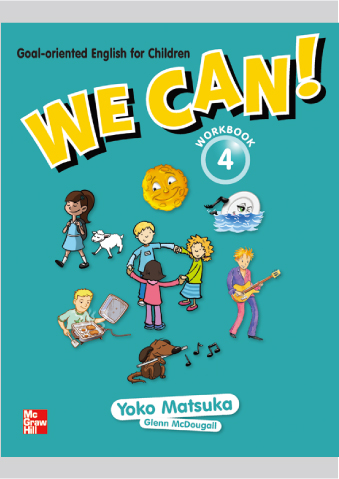 We Can! Workbook 4
