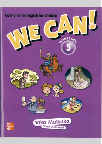 We Can! Workbook 5