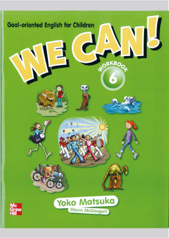 We Can! Workbook 6