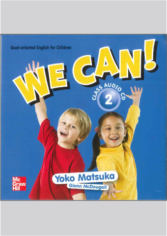We Can! Class CD 2