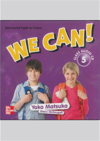 We Can! Class CD 5