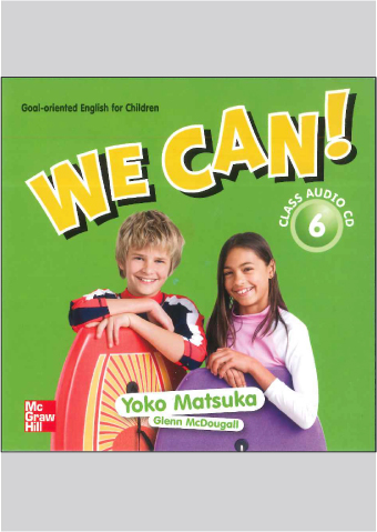 We Can! Class CD 6