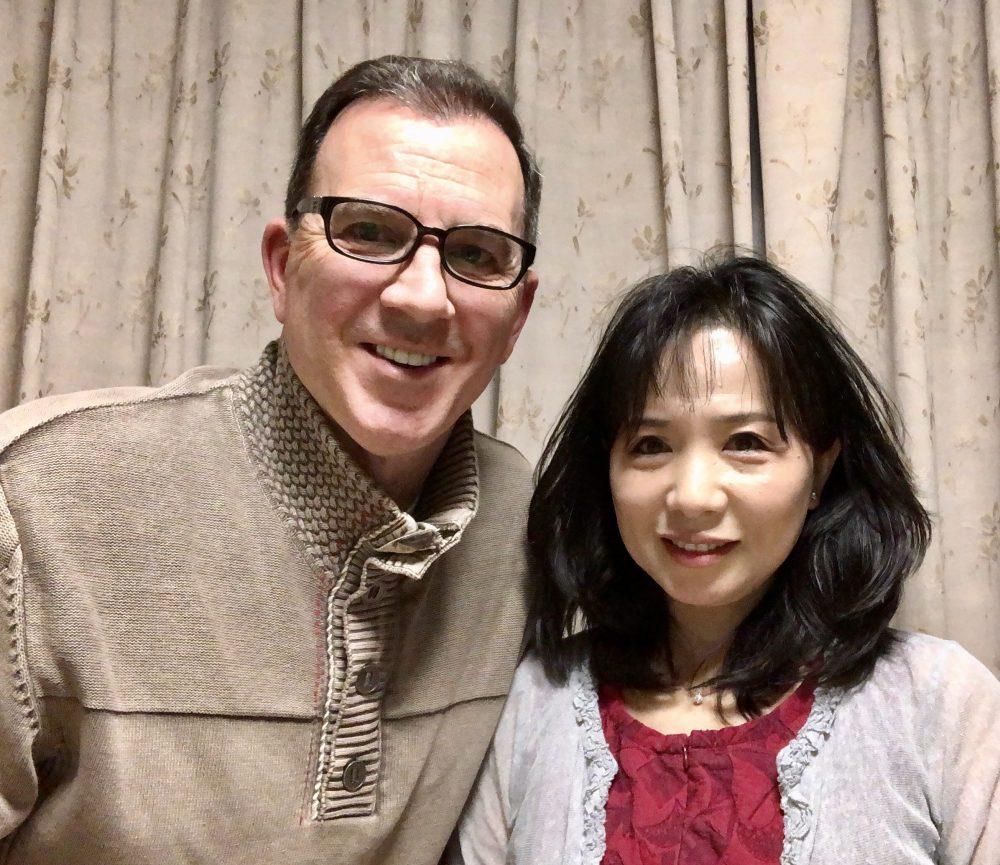 恵美&ジェフゴーンえいご教室+ENGLISH CORNER